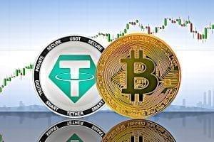 Tether und der Bitcoin Kurs