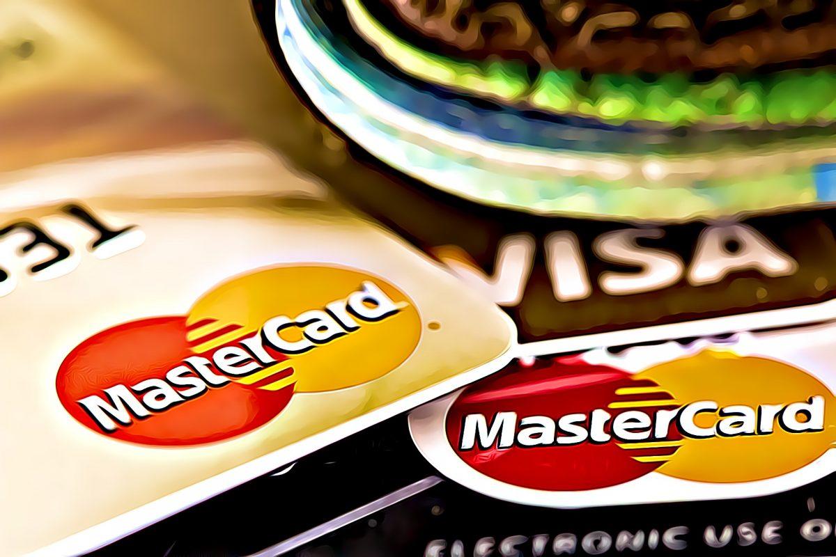 Visa und Crypto