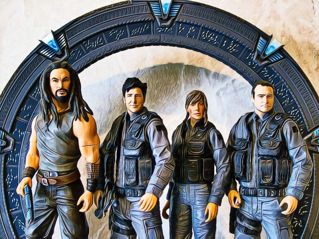 Cosmos (ATOM) Upgrade auf Stargate