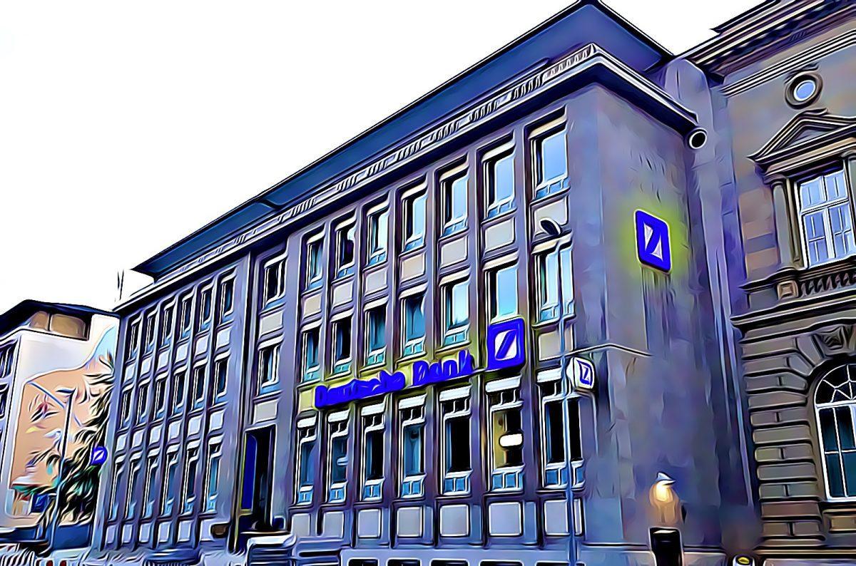 Kryptowährungen bei der Deutsche Bank