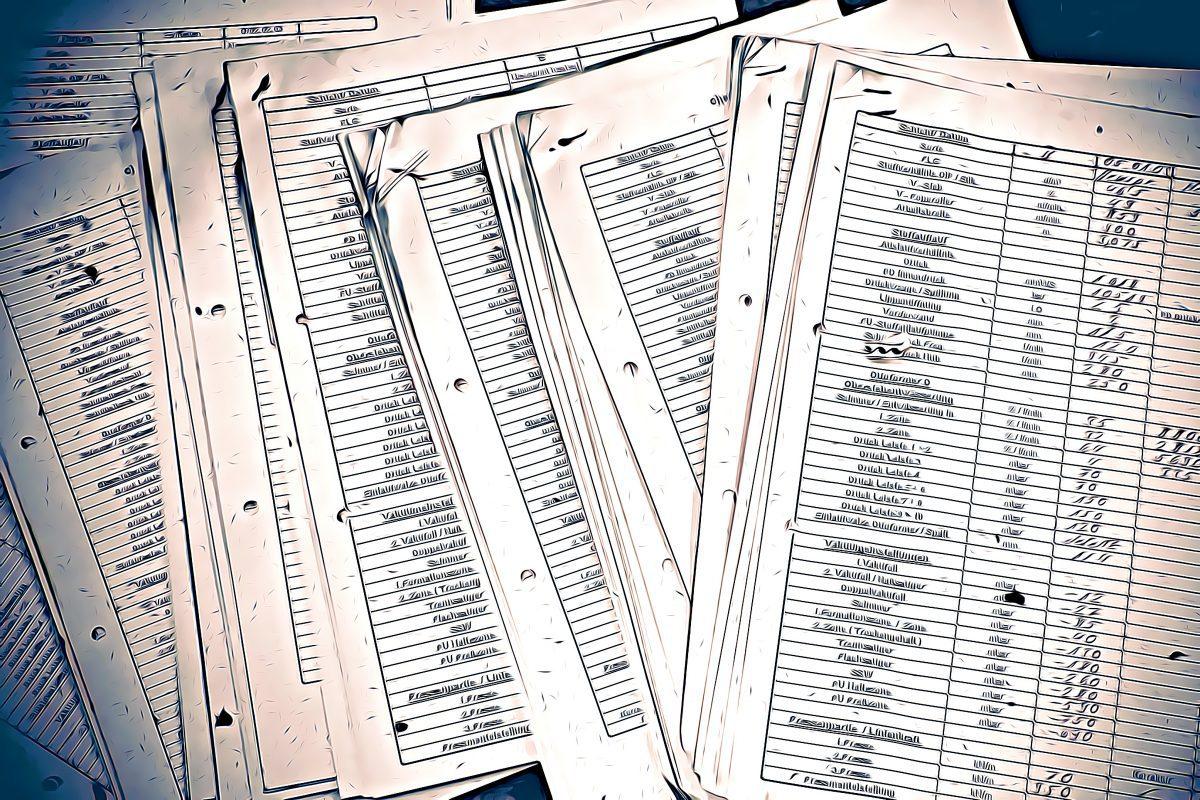 The Graph, Dokumente